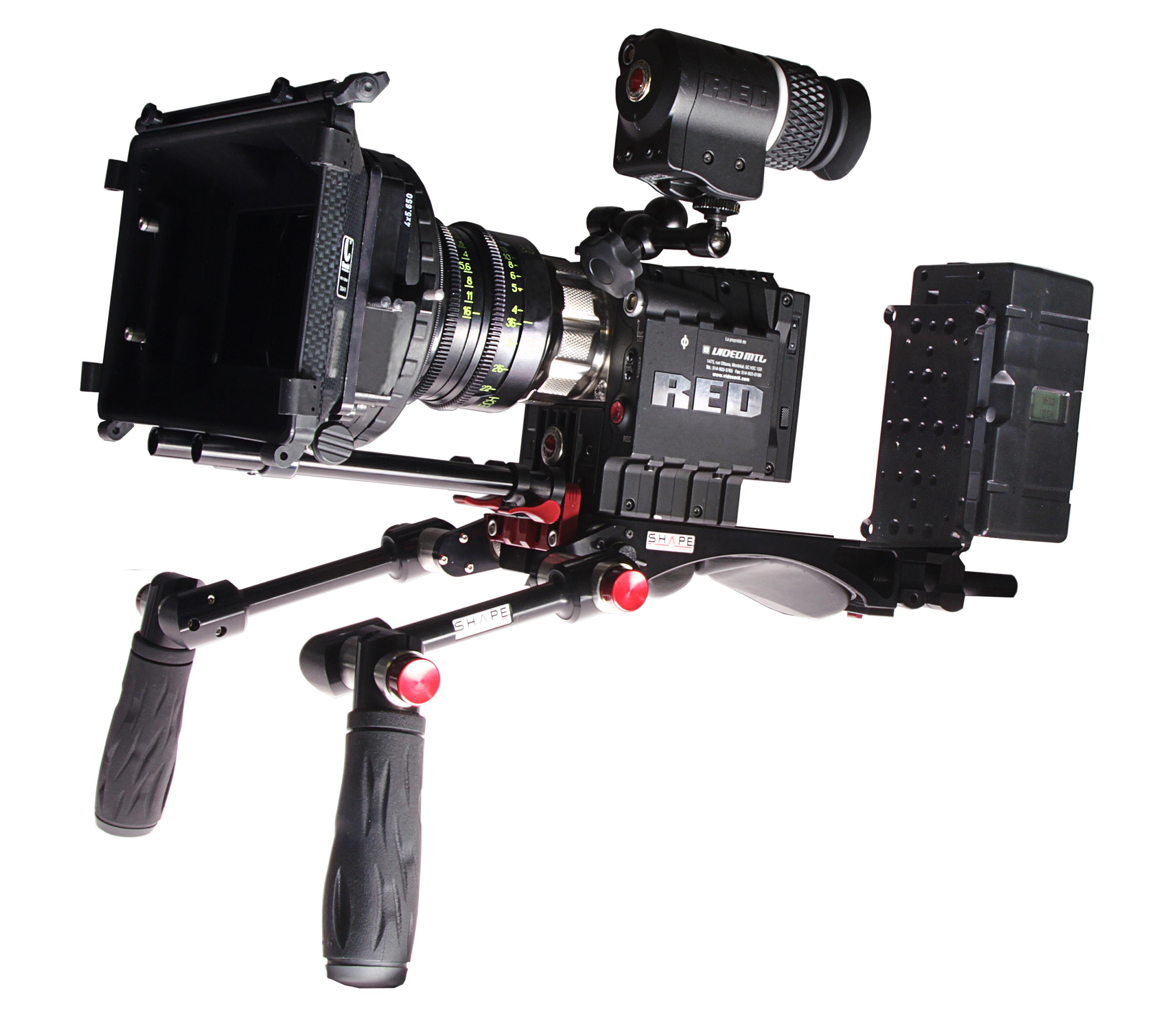 epic camera tripod redhead