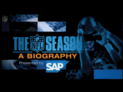 """The NFL Season: A Biography"""