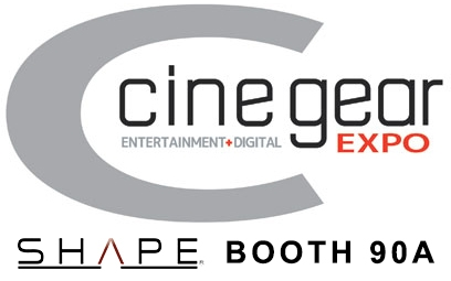NEWS_Cinegear 2015 Booth