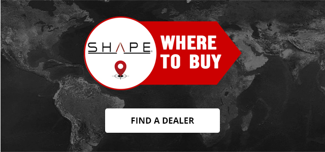 Find a dealer - Where to buy map SHAPE