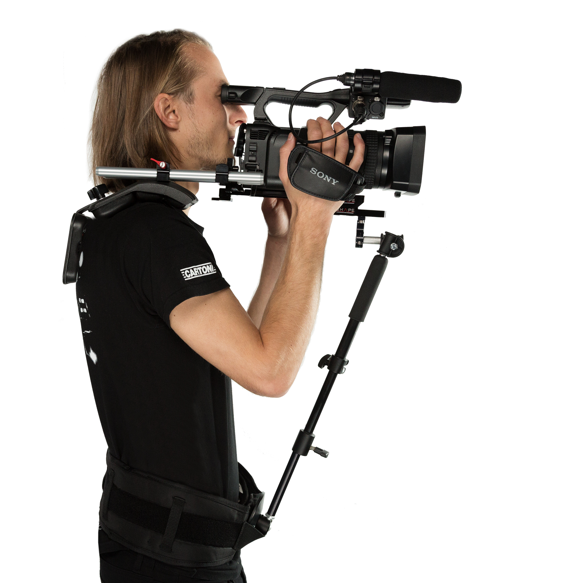 Camera Arm Support