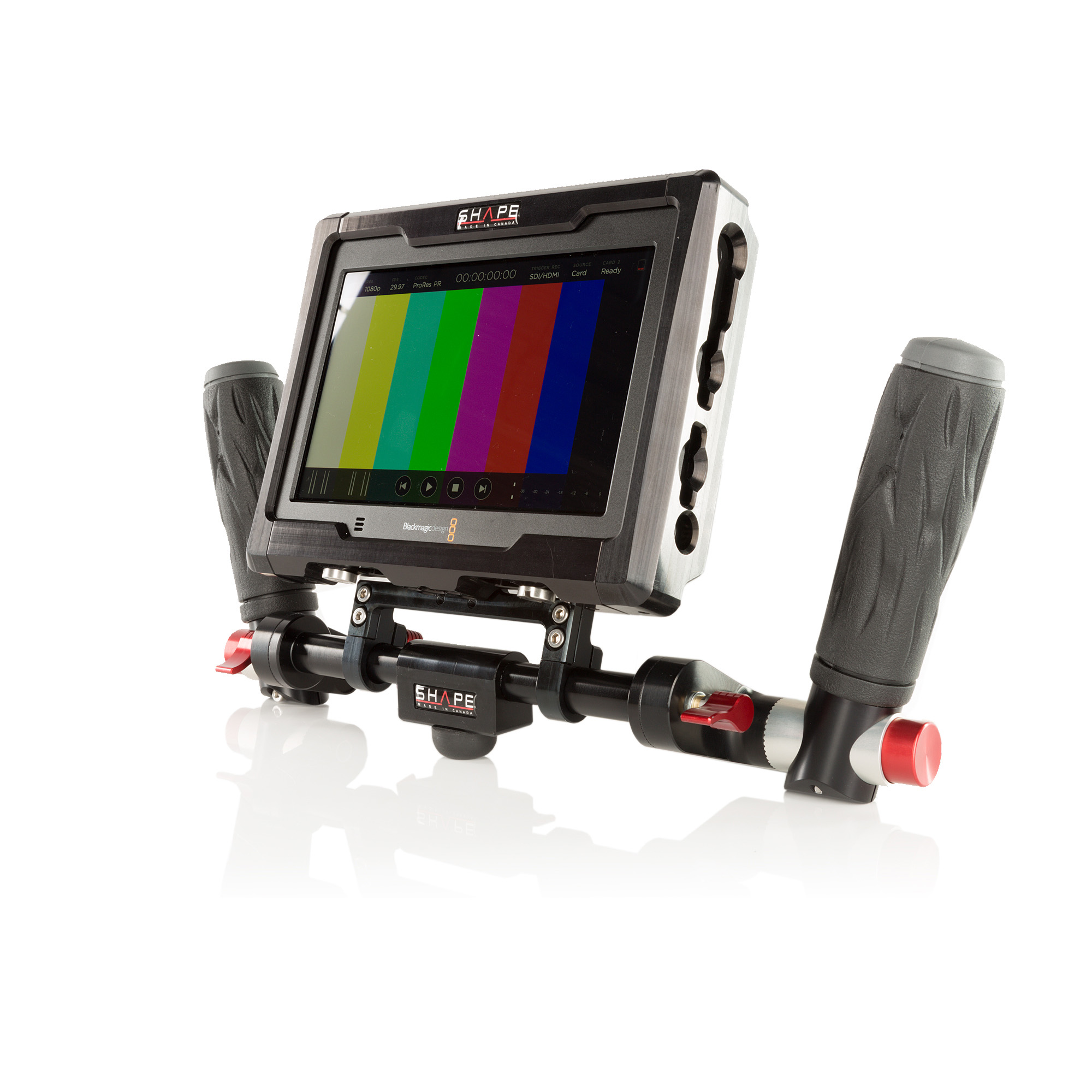 Blackmagic Design 4k Video Assist Monitor Cages And Supports