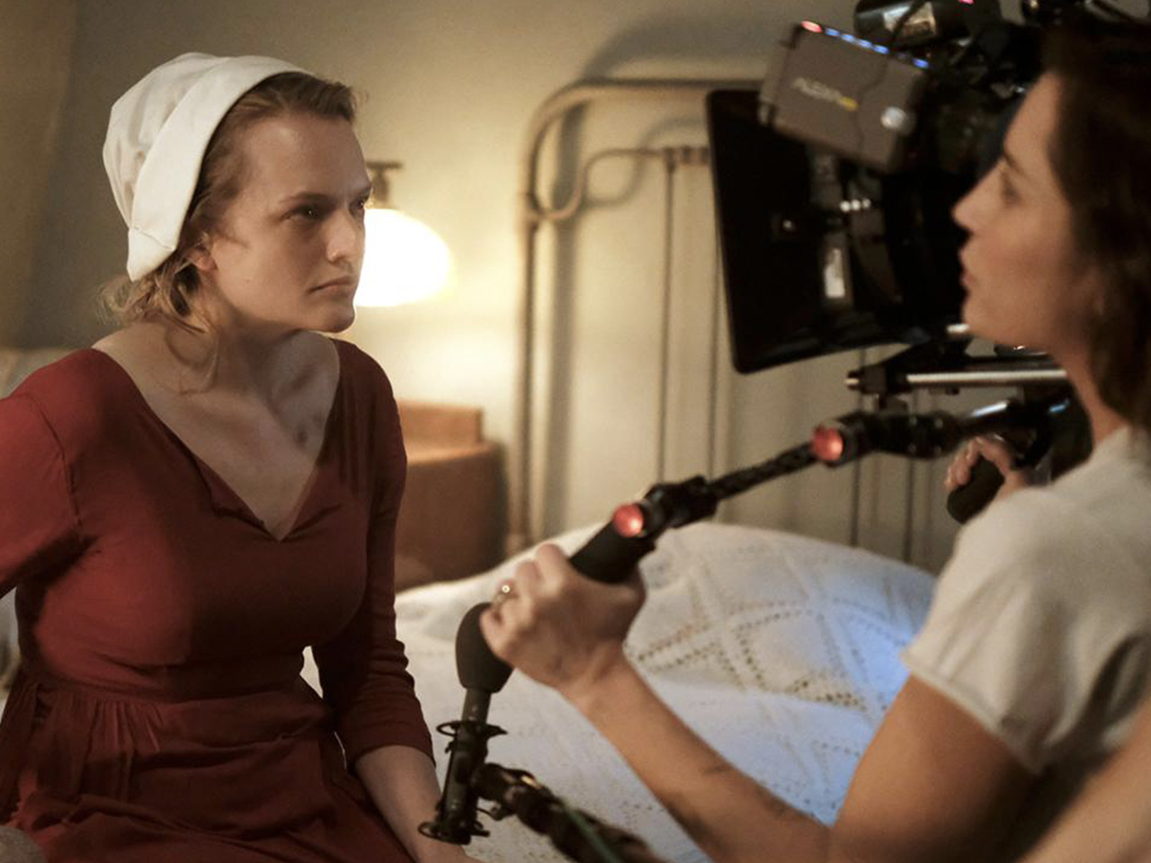 SHAPE camera support rig - thehandmaidstale_bts_hulu
