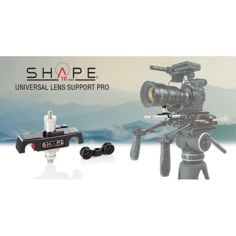 Read more about the article SHAPE LENSPRO – Universal Lens Support Pro