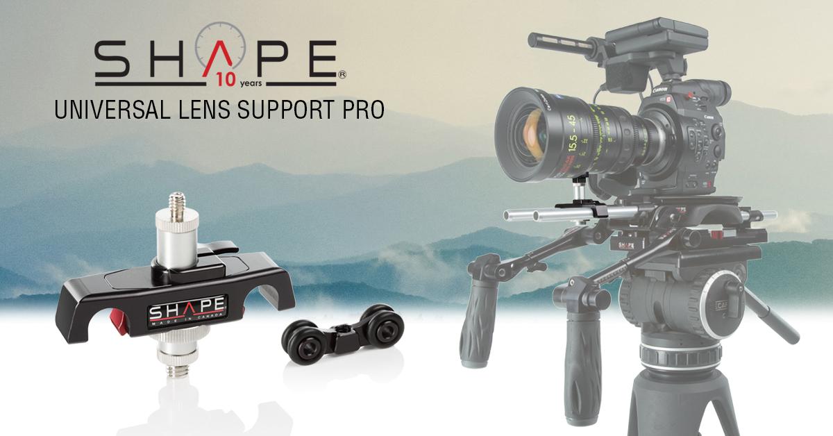 SHAPE LENSPRO – Universal Lens Support Pro