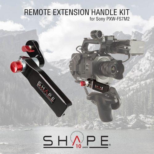 SHAPE Remote Extension handle kit for Sony PXW-FS7M2