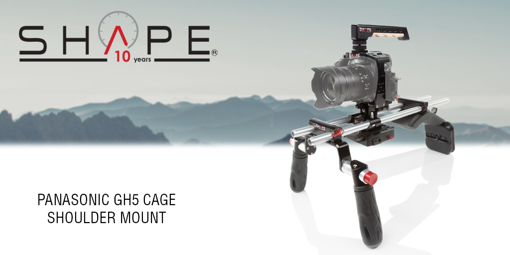 PANASONIC GH5 CAGES & SUPPORTS