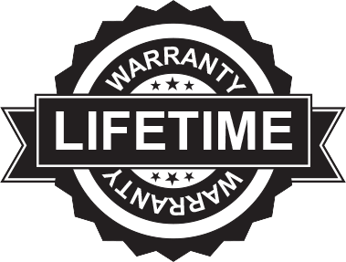 logo lifetime warranty