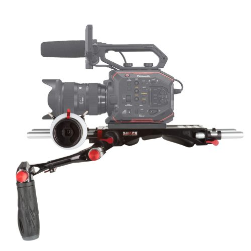 Panasonic Au-Eva1 bundle rig follow focus pro