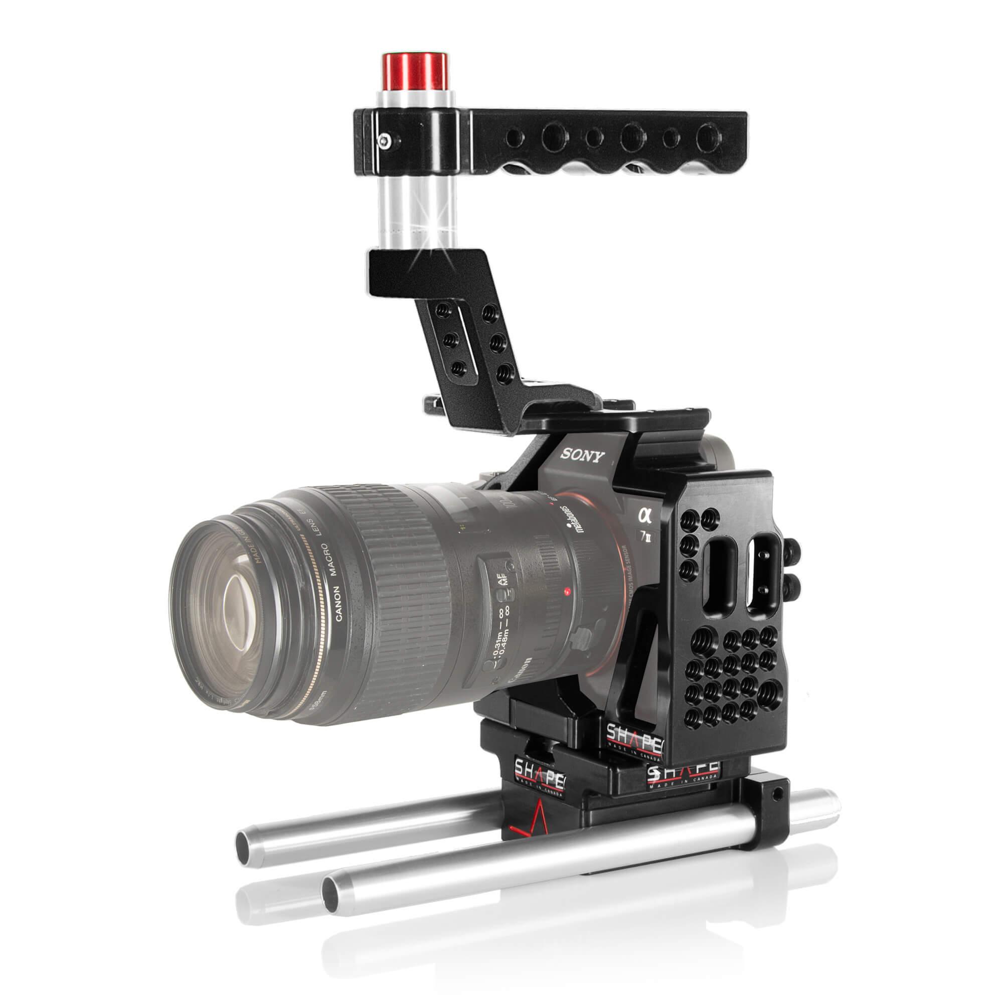 Sony A7S II - A7R II - A7 II 15 mm LW - SHAPE