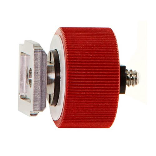 Hot shoe Sony adapter 1/4-20 screw