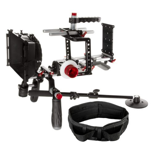 Kit d'épaulière offset pour Blackmagic cinema camera