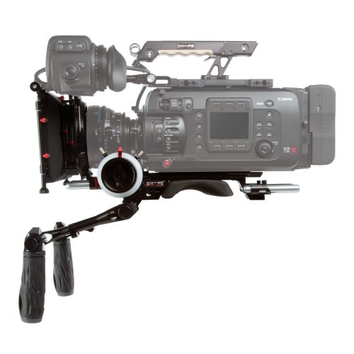 Baseplate REVOLT VCT (BP10) avec follow focus pro et matte box