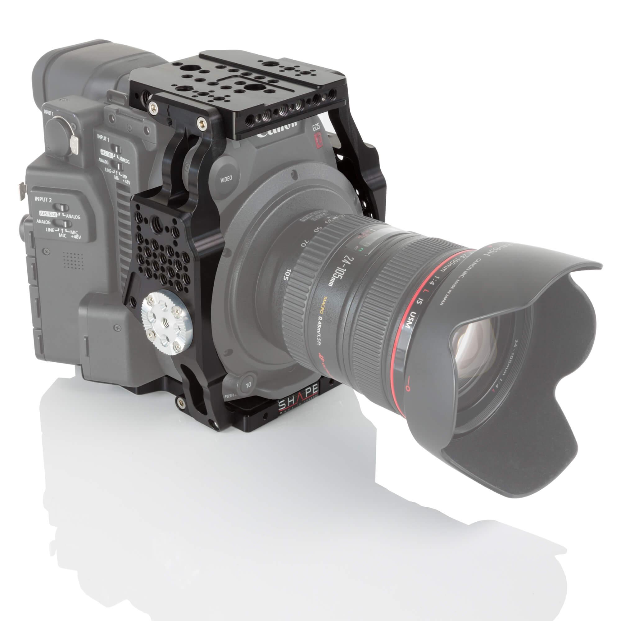 Canon C200 camera cage - SHAPE