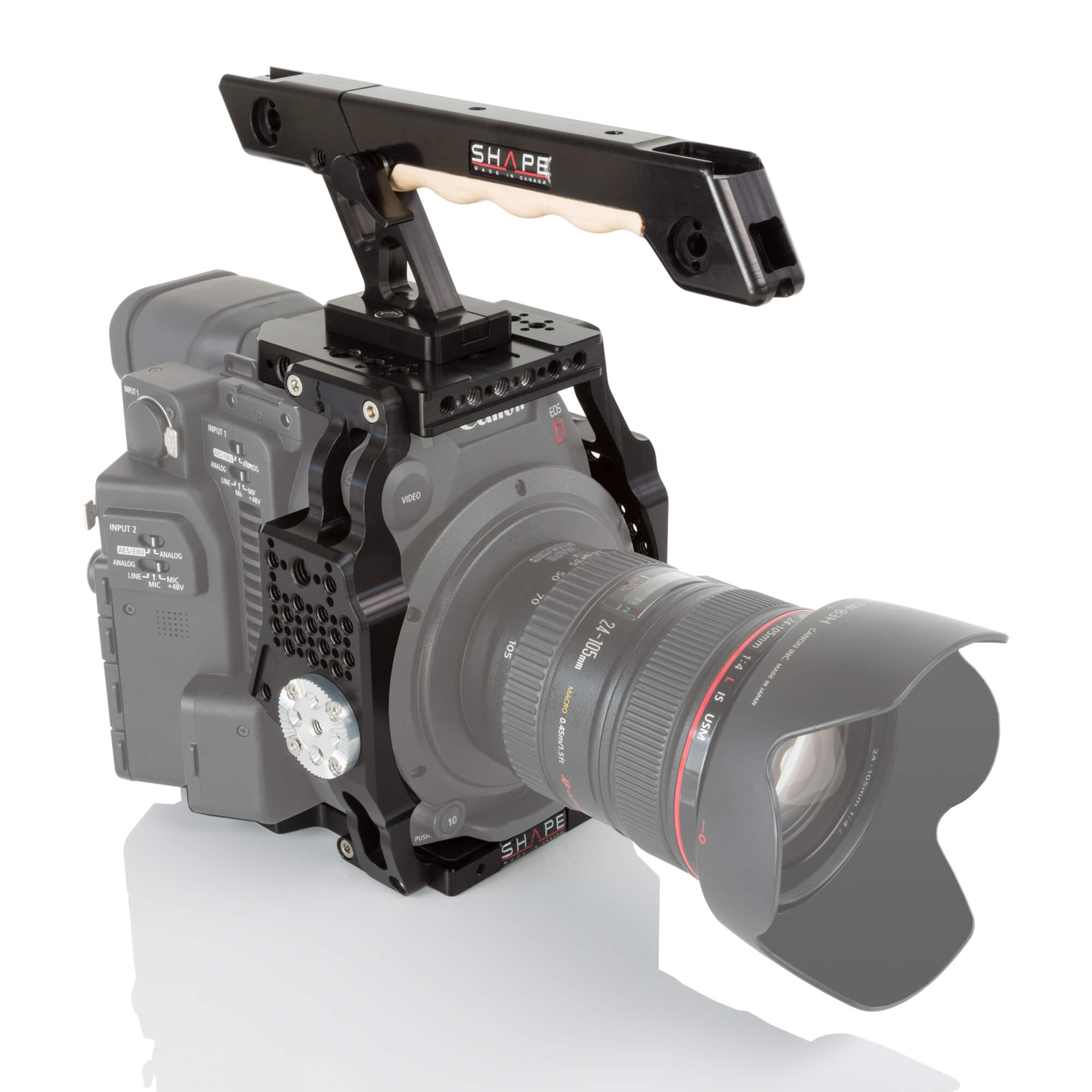 Canon C200 cage top handle - SHAPE