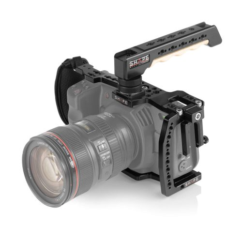 Cage inklusive Top Handle für die Blackmagic Pocket Cinema 4K