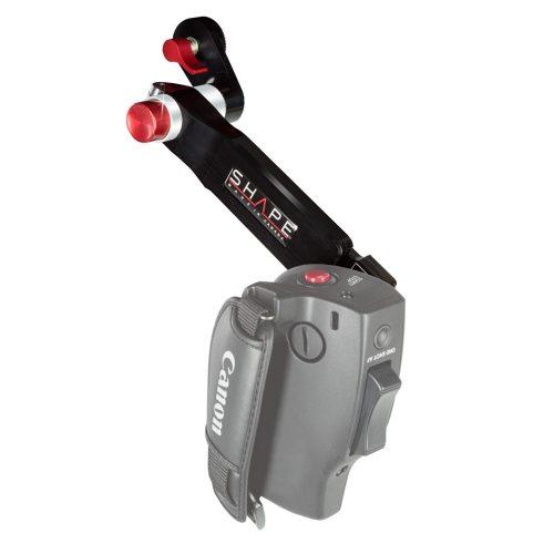 Poignée d'extension pour Canon avec  zoom 18-80mm