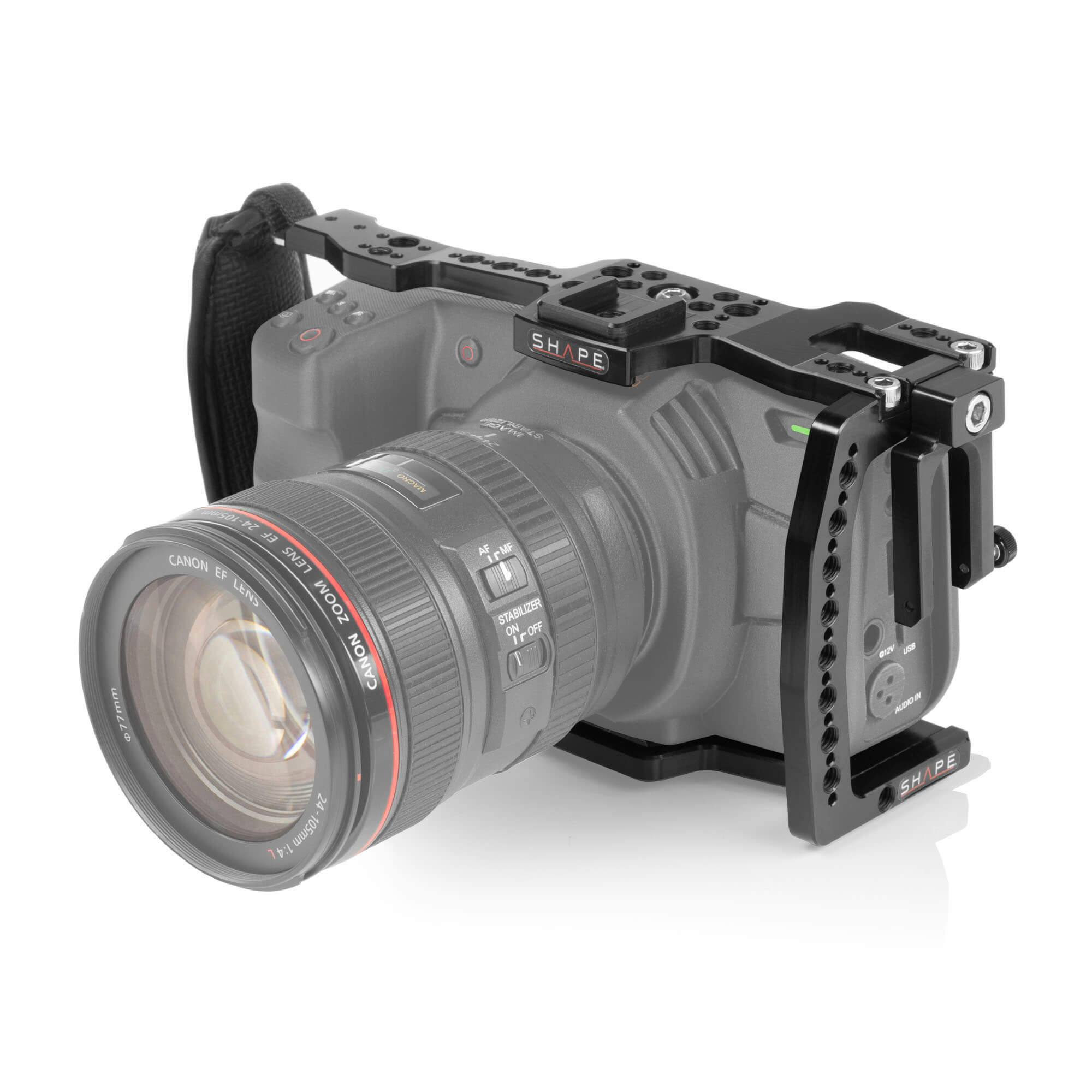 Shape Cage For Blackmagic Pocket Cinema Camera 4k 6k Shape