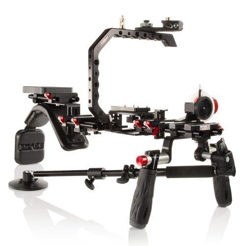 Composite Schulter-Rig für Canon C300