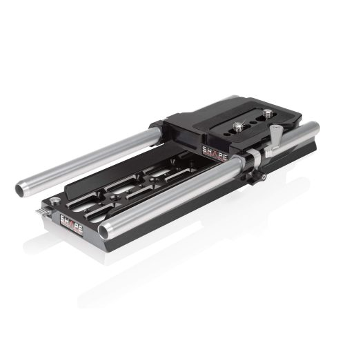 Dovetail 12″ et bridge plate 15 mm studio Arri standard
