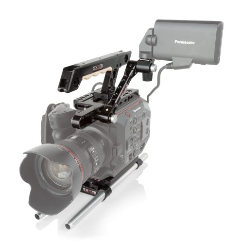 Panasonic Au-Eva1 15 mm LW handle EVF mount