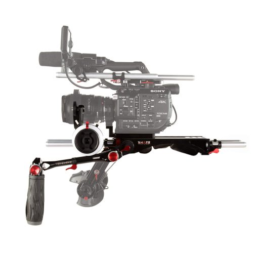 Sony FS5, FS5M2 bundle rig follow focus pro