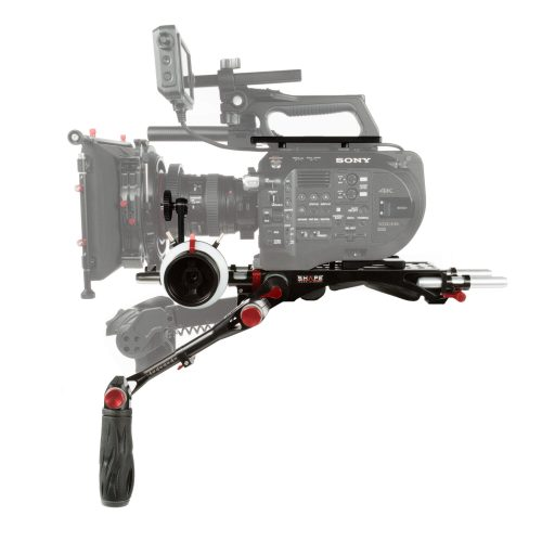 Placa central placa superior Follow Focus Pro para la Sony FS7M2