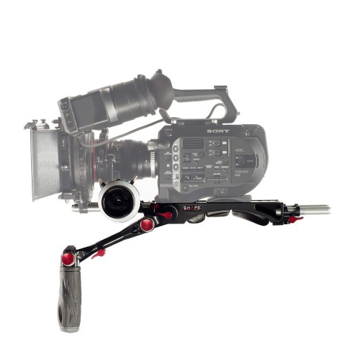 Kit de soporte Follow Focus PRO para Sony FS7 & Sony PXW-FS7 mark ii