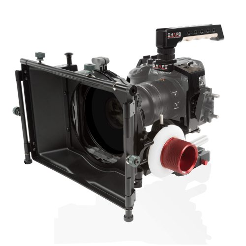 Panasonic GH5 cage matte box follow focus