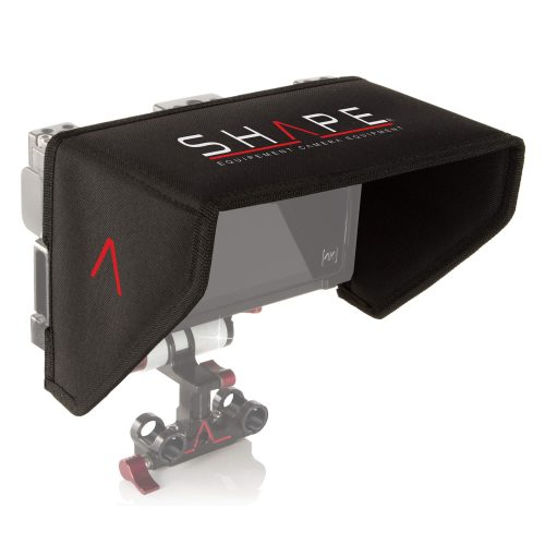 Sun hood for Atomos & 7q cage