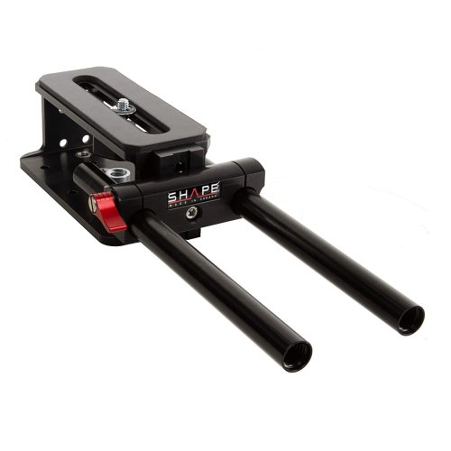 Paparazzi Riser mit 15mm Rod System inklusive 15mm 8″ female-female Rodpaar