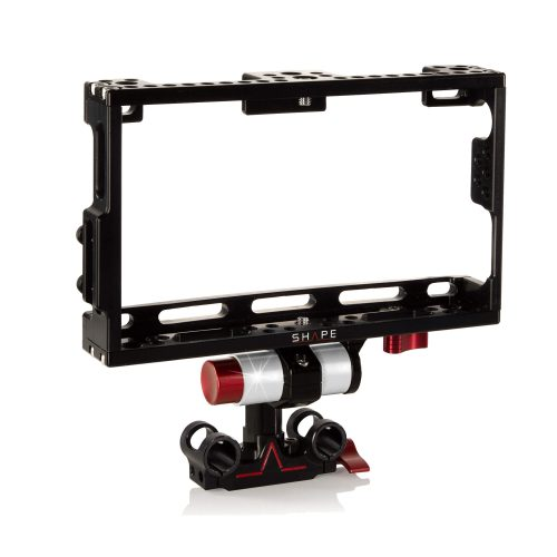 Atomos shogun cage adjustable 15 mm monitor bracket