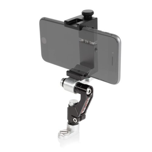 Smartphone pro 2 axis push-button arm