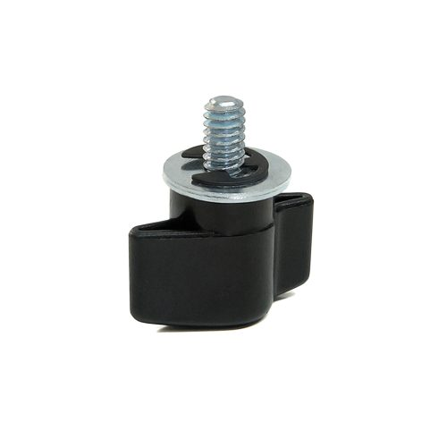 Male screw knob .25-20