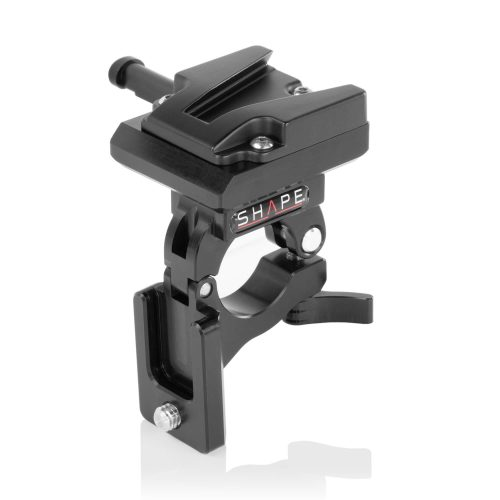 SHAPE V-mount battery dock clamp for 25 mm gimbal handlebar