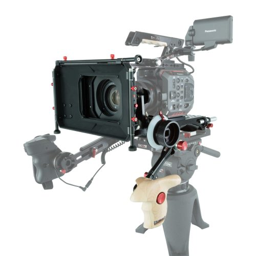 Panasonic Au-Eva1 baseplate follow focus matte box kit