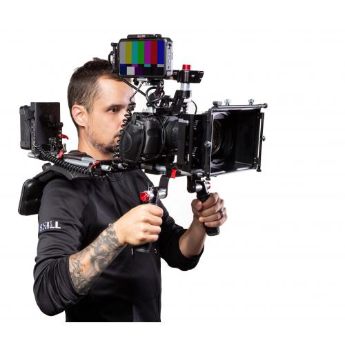 SHAPE Blackmagic Pocket cinema 4k, 6k offset shoulder mount