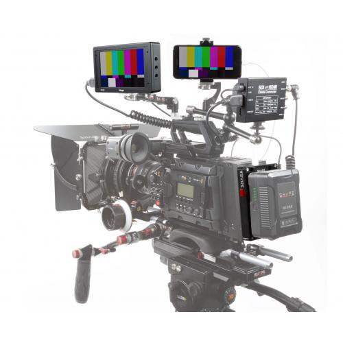 SHAPE d-box camera power and charger for Blackmagic Ursa Mini, Ursa Mini pro