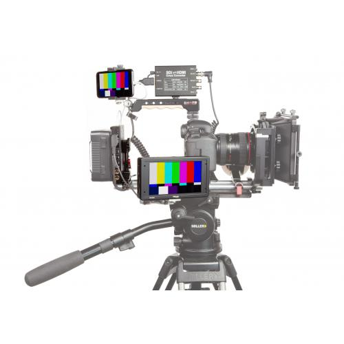 Alimentación y cargador D-BOX SHAPE para 5d, 7d, Blackmagic Pocket cinema 4k, serie lp-e6