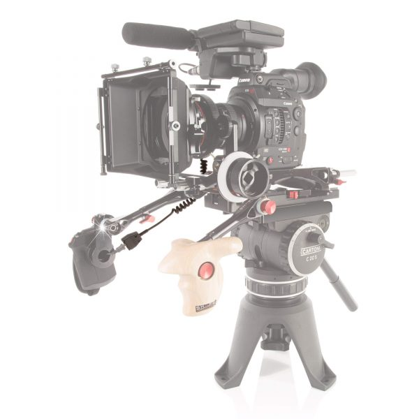 02 Shape C300re Setup Solution