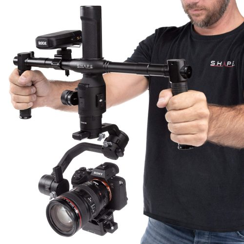 SHAPE dual grip handlebar for DJI Ronin-s