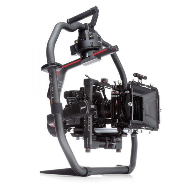 02 Shape Dra28 Setup Canon C200 Ronin 2