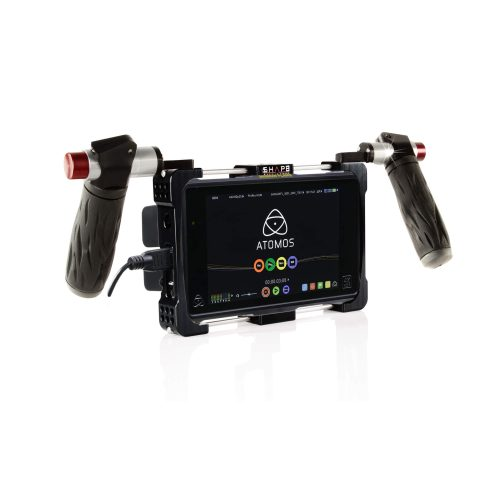 Atomos flame cage with handle