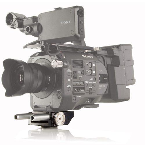 Plaque de fixation pour Sony FS7 et FS7M2