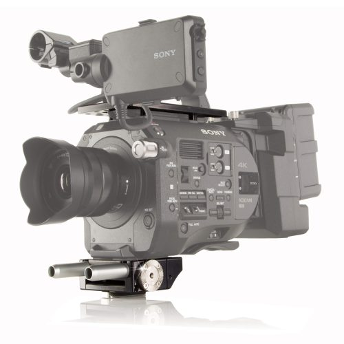 Sony FS7 & Sony PXW-FS7 mark ii lightweight plate top plate