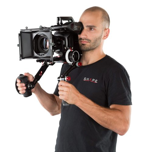 Blackmagic Ursa Mini handle kit