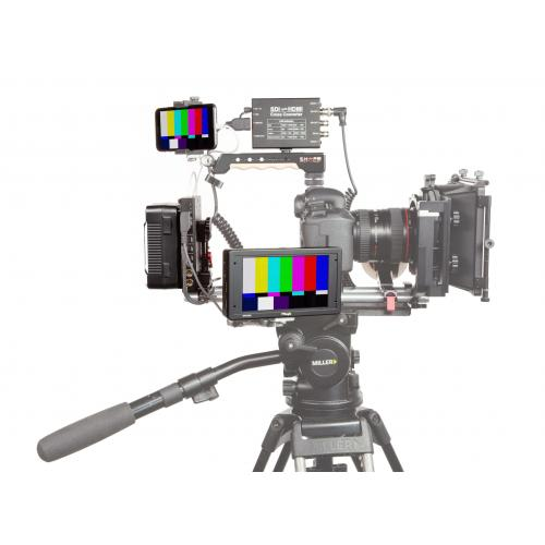 KIT con Batería 98WH y Cargador y alimentación D-BOX para 5d, 7d, Blackmagic Pocket cinema 4k, serie  lp-e6