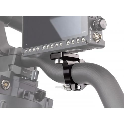 SHAPE monitor accessory mounting clamp for 25 mm gimbal rod