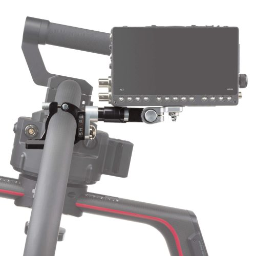 SHAPE 2 axis push-button arm for 25 mm gimbal rod