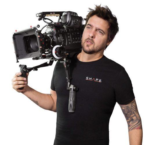 Canon C700 pro bundle rig
